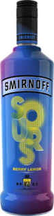 Smirnoff Sours Vodka Berry Lemon 750ml